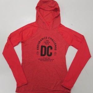 North Face Hoodie Flash Dry Light Baselayer Run